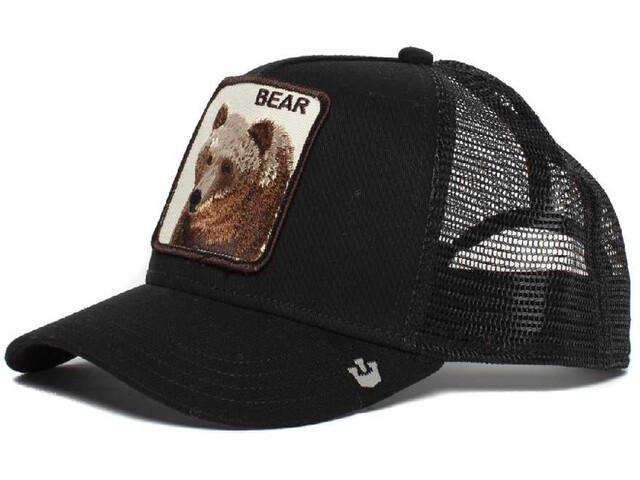 1aeeacd91 Goorin Bros. Big Bear Trucker Cap black